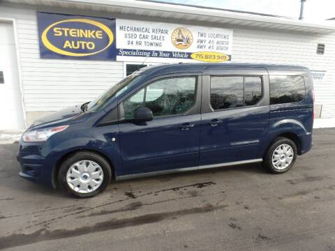 2016 Ford Transit Connect Wagon for sale at STEINKE AUTO INC. - Steinke Auto Inc (South) in Clintonville WI