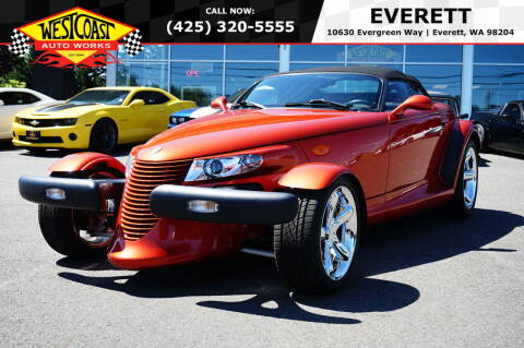 2001 Plymouth Prowler for sale at West Coast Auto Works in Edmonds WA