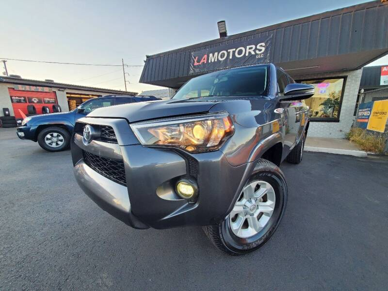 2015 Toyota 4Runner for sale at LA Motors LLC in Denver CO
