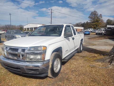 2007 Isuzu i-Series for sale at Ray Moore Auto Sales in Graham NC