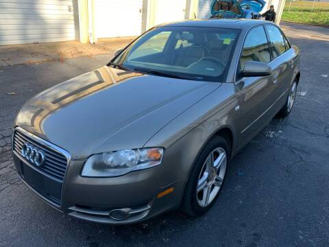 2007 Audi A4 for sale at CAR STOP INC in Duluth GA