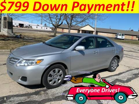 2010 Toyota Camry for sale at World Automotive in Euclid OH
