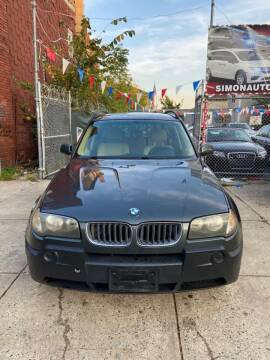 2005 BMW X3 for sale at Simon Auto Group in Newark NJ