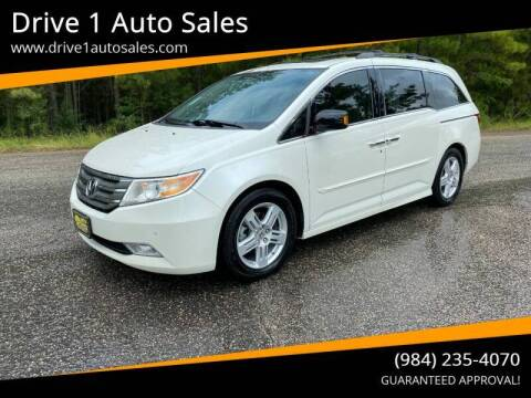 2013 Honda Odyssey for sale at Drive 1 Auto Sales in Wake Forest NC