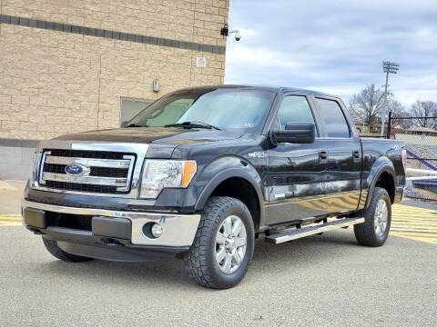 2013 Ford F-150 for sale at FAYAD AUTOMOTIVE GROUP in Pittsburgh PA