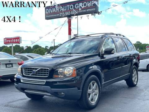 2007 Volvo XC90 for sale at Divan Auto Group in Feasterville Trevose PA