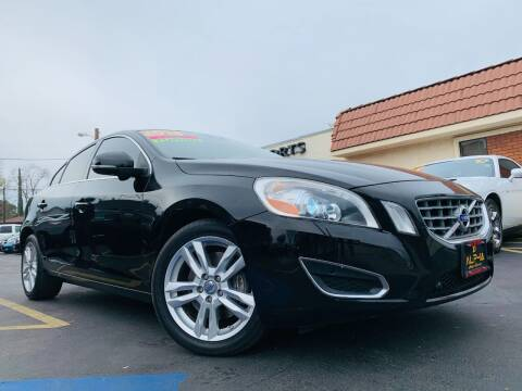 2013 Volvo S60 for sale at Alpha AutoSports in Roseville CA