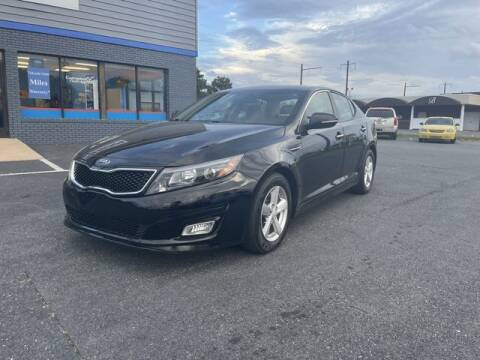 2014 Kia Optima for sale at Car Nation in Aberdeen MD