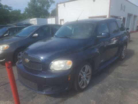 2008 Chevrolet HHR for sale at J & J Used Cars inc in Wayne MI