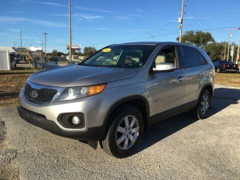 2013 Kia Sorento for sale at First Coast Auto Connection in Orange Park FL