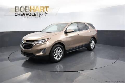 2018 Chevrolet Equinox for sale at BOB HART CHEVROLET in Vinita OK