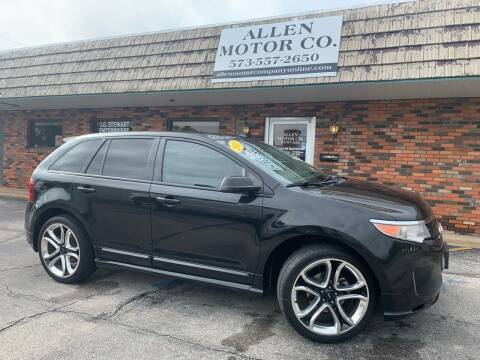 2011 Ford Edge for sale at Allen Motor Company in Eldon MO