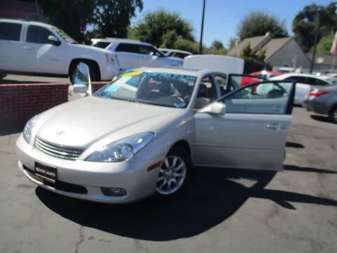2004 Lexus ES 330 for sale at Quick Auto Sales in Modesto CA
