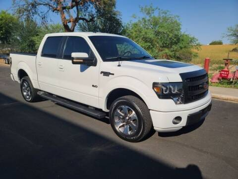 2013 Ford F-150 for sale at NEW UNION FLEET SERVICES LLC in Goodyear AZ