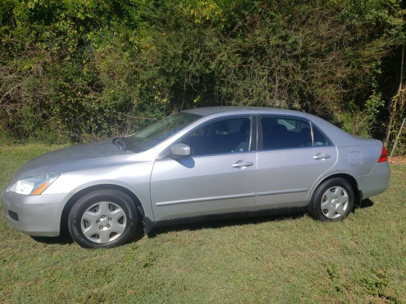 2007 Honda Accord for sale at A-1 Auto Sales in Anderson SC