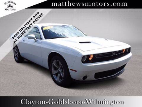 2019 Dodge Challenger for sale at Auto Finance of Raleigh in Raleigh NC