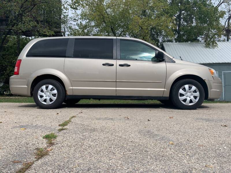 2008 Chrysler Town and Country for sale at SMART DOLLAR AUTO in Milwaukee WI