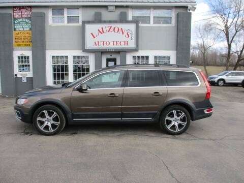 2012 Volvo XC70 for sale at LAUZON'S AUTO TECH TOWING in Malone NY
