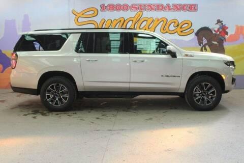 2021 Chevrolet Suburban for sale at Sundance Chevrolet in Grand Ledge MI