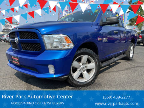 2015 RAM Ram Pickup 1500 for sale at River Park Automotive Center in Fresno CA