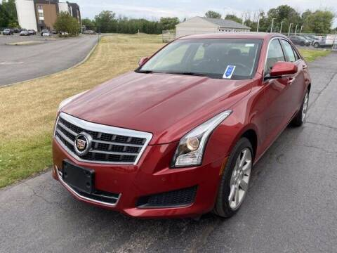 2014 Cadillac ATS for sale at Cappellino Cadillac in Williamsville NY