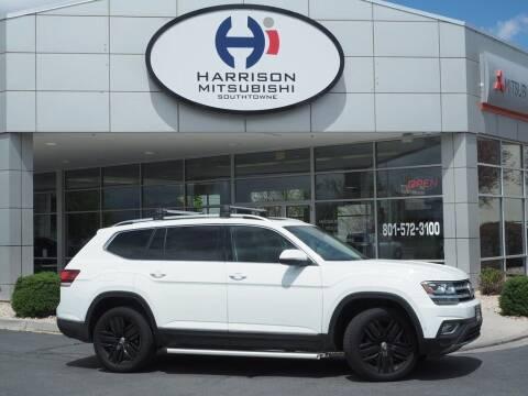 2018 Volkswagen Atlas for sale at Harrison Imports in Sandy UT