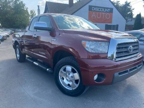 2008 Toyota Tundra for sale at Discount Auto Brokers Inc. in Lehi UT