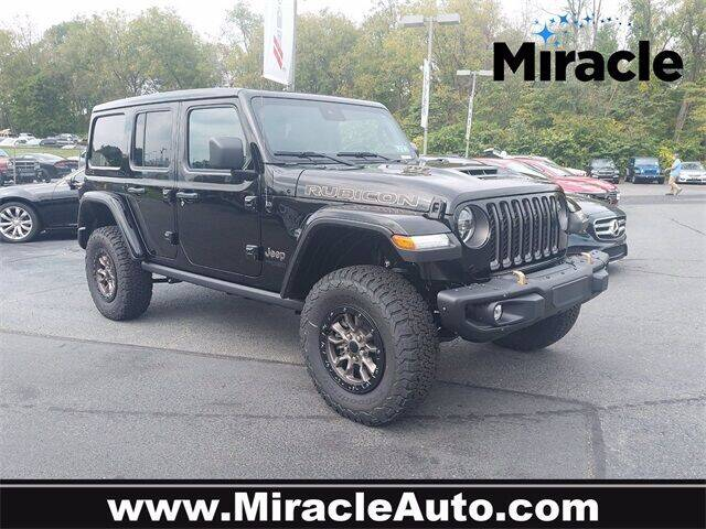 2021 Jeep Wrangler Unlimited for sale in Elverson, PA