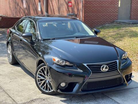2014 Lexus IS 250 for sale at Unique Motors of Tampa in Tampa FL
