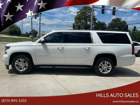 2019 Chevrolet Suburban for sale at Hills Auto Sales in Salem AR