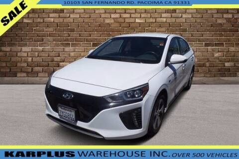 2017 Hyundai Ioniq Electric for sale at Karplus Warehouse in Pacoima CA