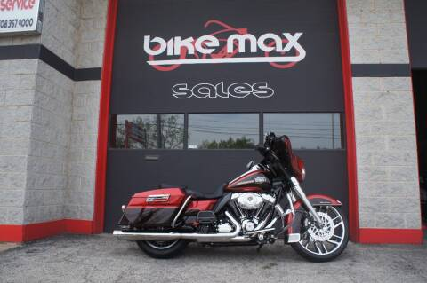 2012 Harley-Davidson Electra Glide Ultra Classic for sale at BIKEMAX, LLC in Palos Hills IL