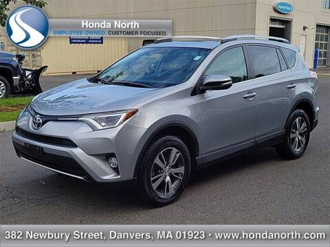 2016 Toyota RAV4 for sale at 1 North Preowned in Danvers MA