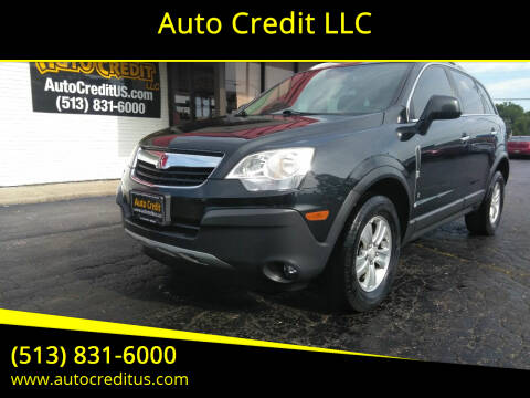 2008 Saturn Vue for sale at Auto Credit LLC in Milford OH