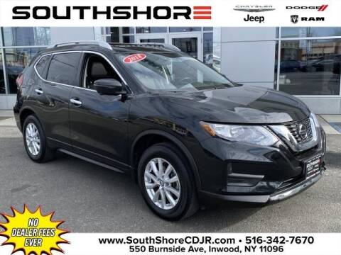 2018 Nissan Rogue for sale at South Shore Chrysler Dodge Jeep Ram in Inwood NY