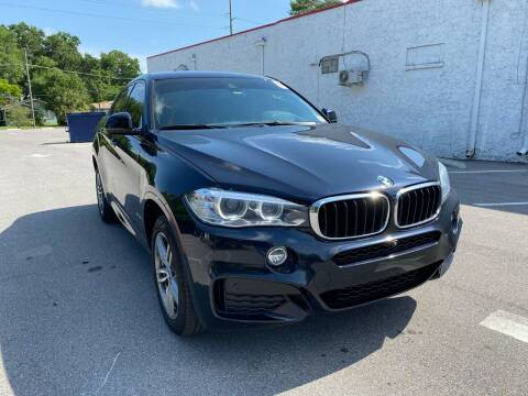 2018 BMW X6 for sale at LUXURY AUTO MALL in Tampa FL