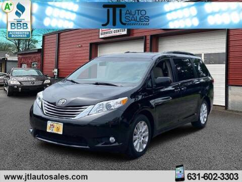 2013 Toyota Sienna for sale at JTL Auto Inc in Selden NY