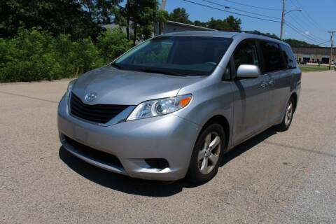 2012 Toyota Sienna for sale at Imotobank in Walpole MA