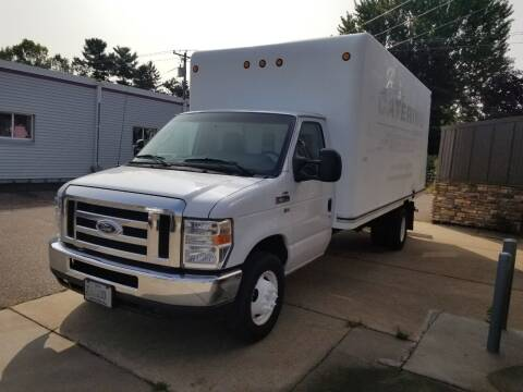 2012 Ford E-Series Chassis for sale at Clairemont Motors in Eau Claire WI