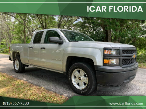 2014 Chevrolet Silverado 1500 for sale at ICar Florida in Lutz FL