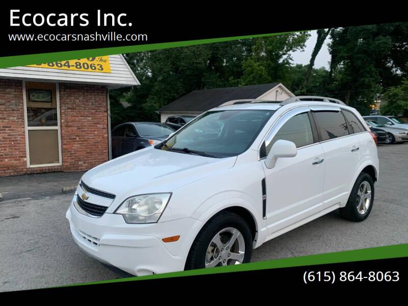 2013 Chevrolet Captiva Sport for sale at Ecocars Inc. in Nashville TN