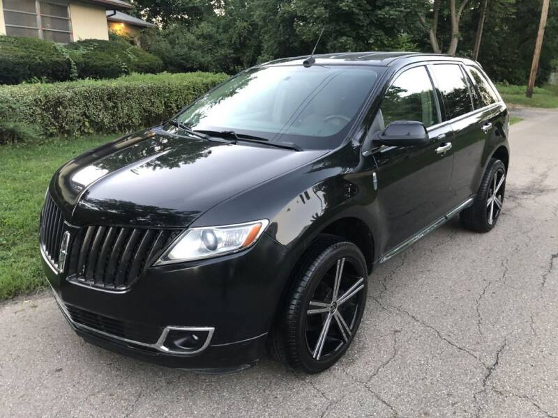 2014 Lincoln MKX for sale at Urban Motors llc. in Columbus OH