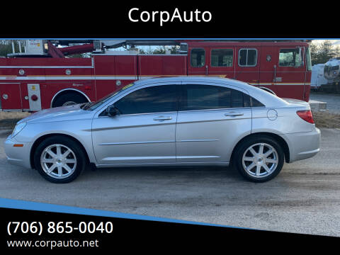 2007 Chrysler Sebring for sale at CorpAuto in Cleveland GA
