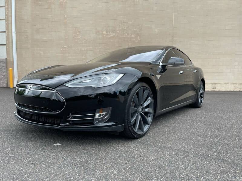 2014 Tesla Model S for sale at ELITE MOTORWORKS in Portland OR