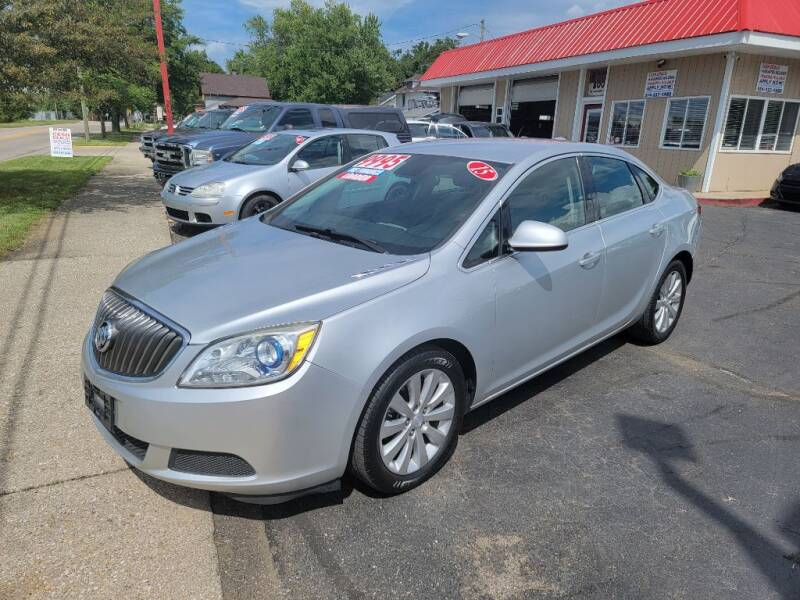 2015 Buick Verano for sale at THE PATRIOT AUTO GROUP LLC in Elkhart IN
