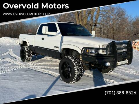 1998 Dodge Ram Pickup 2500 for sale at Overvold Motors in Detriot Lakes MN