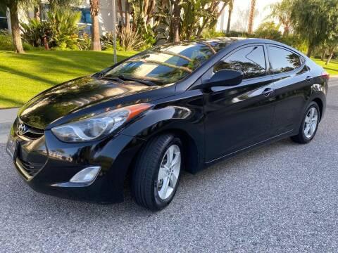 2013 Hyundai Elantra for sale at Donada  Group Inc in Arleta CA