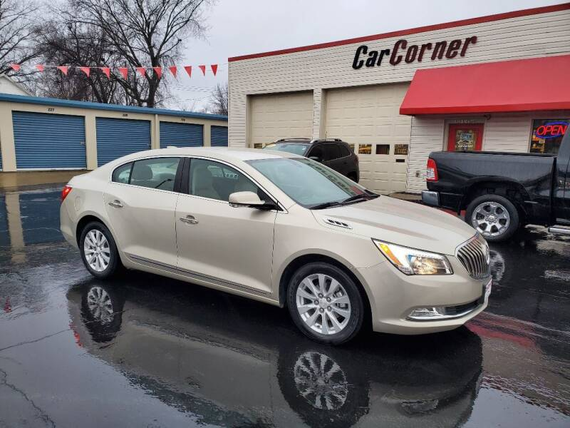 2015 Buick LaCrosse for sale at Car Corner in Mexico MO