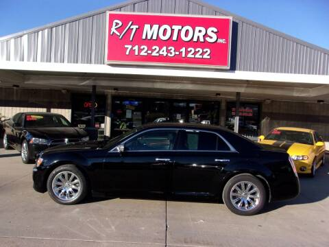 2012 Chrysler 300 for sale at RT Motors Inc in Atlantic IA