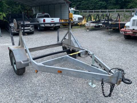 2001 Robcol Reel Trailer for sale at Henderson Truck & Equipment Inc. in Harman WV